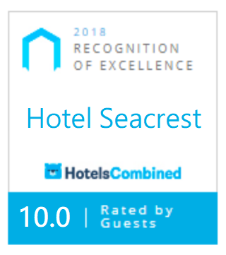 Hotel Seacrest Hotels Combined Badge
